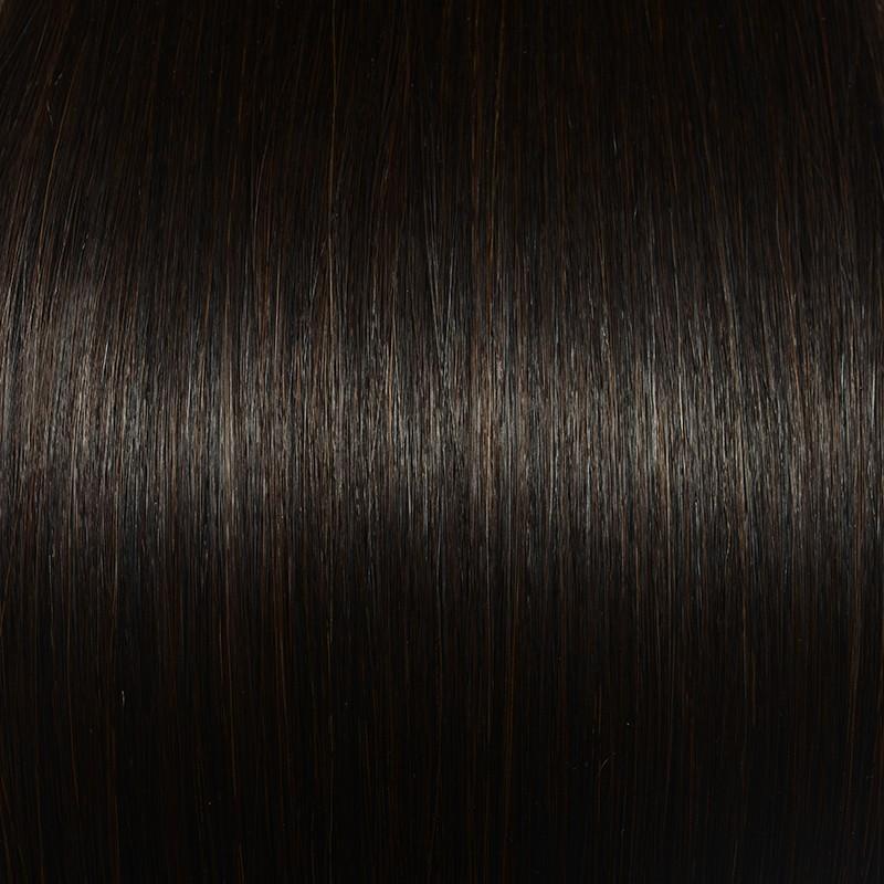 #2 DARK BROWN - HAIR WEFT