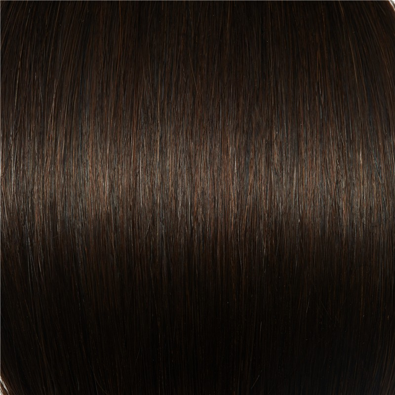 #4 CHOCOLATE BROWN - HAIR WEFT